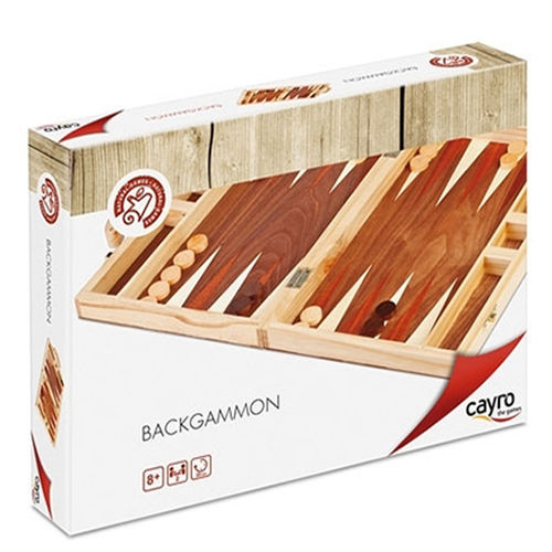 Maletín Backgammon