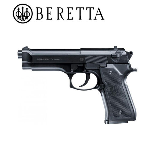 Pistola Beretta M9 World Defender muelle - 6mm.