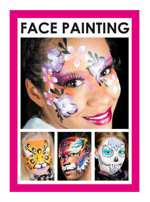 Librito Face Painting